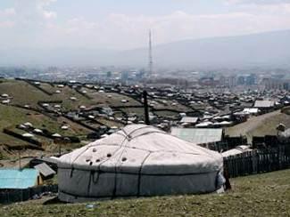Fieldwork in Mongolia